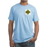 Cactus 4 Wheelers Light Fitted T-Shirt