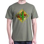 Cactus 4 Wheelers Dark T-Shirt