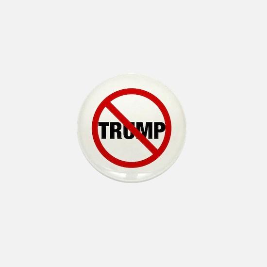 Resist Trump Mini Button