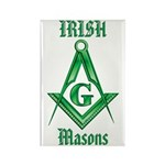 The Irish Masons Rectangle Magnet (100 pack)