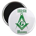 The Irish Masons Magnet