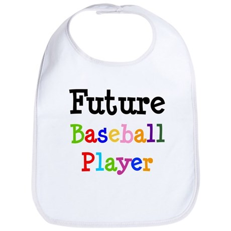 Baseball Player Bib
