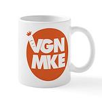 Vegan Milwaukee Logo Mugs