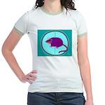 Opossum Jr. Ringer T-Shirt