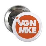 "Vegan Milwaukee Logo 2.25"" Button (10 pack)"