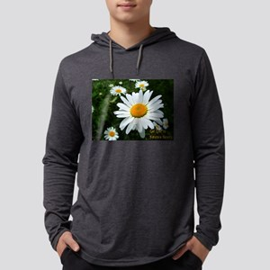 Nature's Beauty; Wild Daisies Long Sleeve T-Shirt
