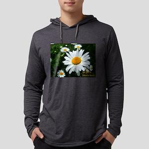 Nature's Beauty; Wild Daisies Long Sleeve T-Shirt