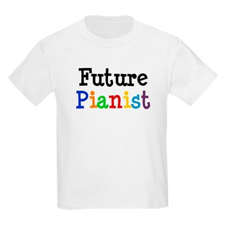 Pianist Kids Light T-Shirt