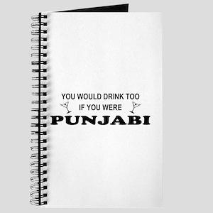 Punjabi You'd Drink Too Journal