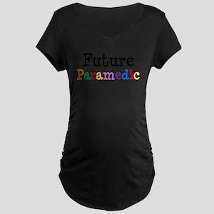 Paramedic Maternity Dark T-Shirt
