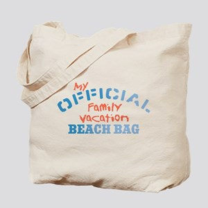 Offical Family Vacation Tote Bag