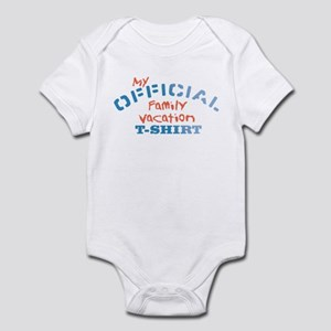 Offical Family Vacation Infant Bodysuit
