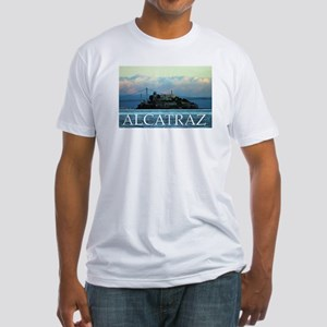 Alcatraz Fitted T-Shirt