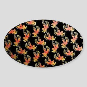 Eagles Pattern Sticker