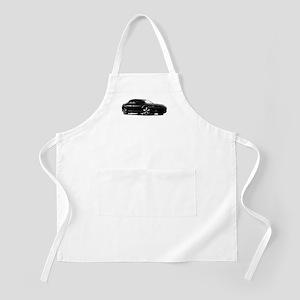 Black RX-8 BBQ Apron