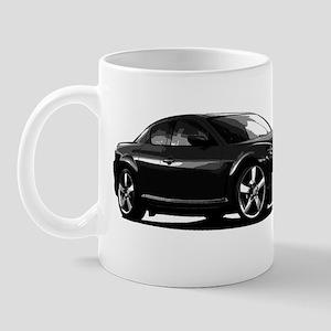 Black RX-8 Mug
