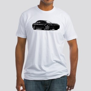 Black RX-8 Fitted T-Shirt