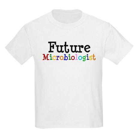 Microbiologist Kids Light T-Shirt