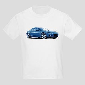 Blue RX-8 Kids Light T-Shirt