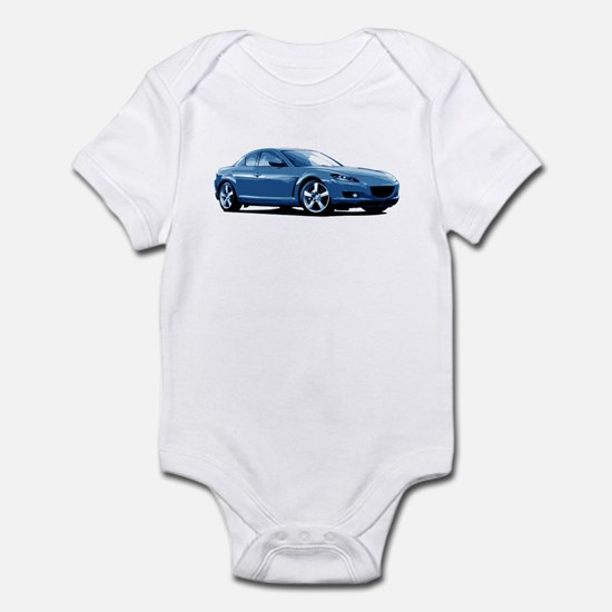 Blue RX-8 Infant Bodysuit