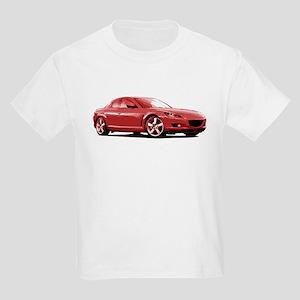 Red RX-8 Kids Light T-Shirt