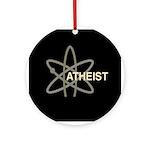 ATHEIST DARK Ornament (Round)
