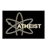 ATHEIST DARK Postcards (Package of 8)