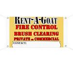 Rent-A-Goat Banner