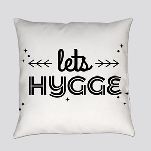 lets hygge Everyday Pillow