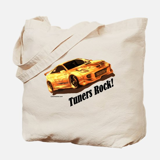 """Tuners Rock"" Tote Bag"