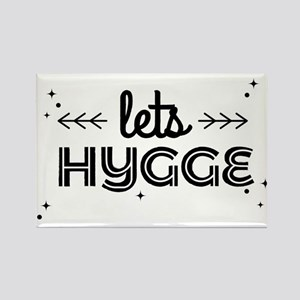 lets hygge Magnets