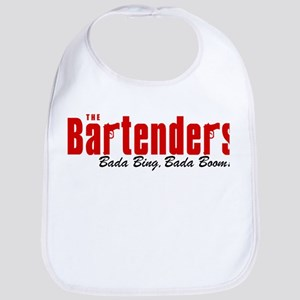 The Bartenders Bada Bing Bib