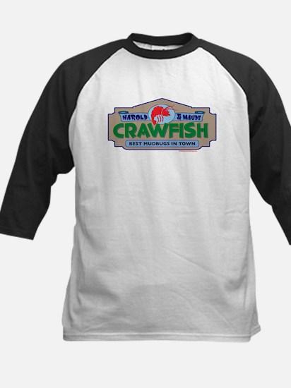 Crawfish Kids Baseball Jersey