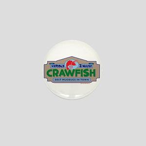 Crawfish Mini Button