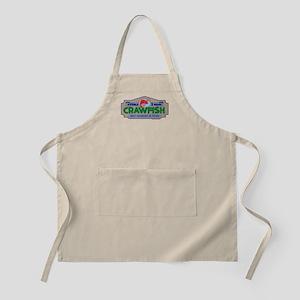 Crawfish BBQ Apron
