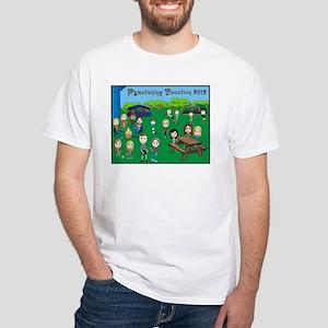 Pymatuning Vacation 2012 Adult T-Shirt