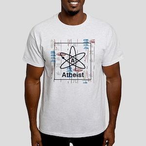 ATHEIST RETRO Light T-Shirt
