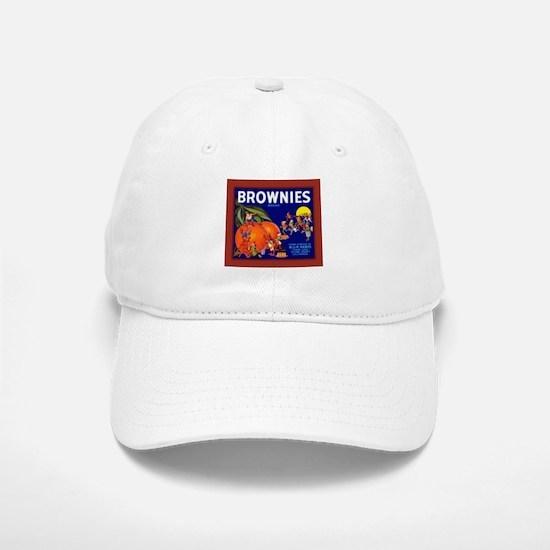 Brownies Brand Baseball Baseball Cap