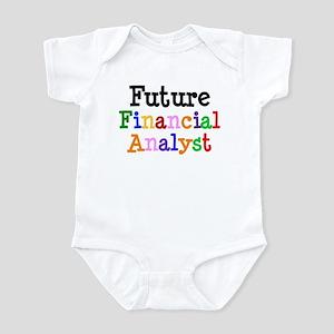 Financial Analyst Infant Bodysuit