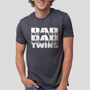 dad of twins dad T-Shirt