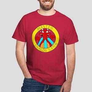 Master Dragon Slayer Dark T-Shirt