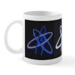 ATHEIST BLUE Mug