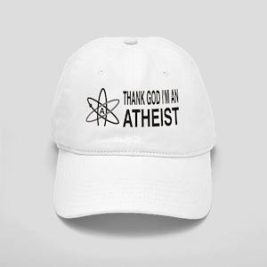 THANK GOD I'M ATHEIST Cap