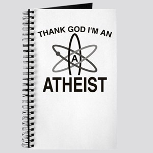 THANK GOD I'M ATHEIST Journal