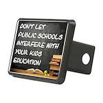 PUBLIC SCHOOLS Hitch Cover