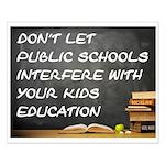 PUBLIC SCHOOLS Posters