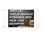 PUBLIC SCHOOLS Banner