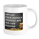 PUBLIC SCHOOLS Mugs