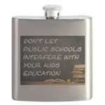 PUBLIC SCHOOLS Flask