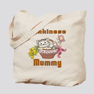 Tonkinese Cats Mummy Tote Bag